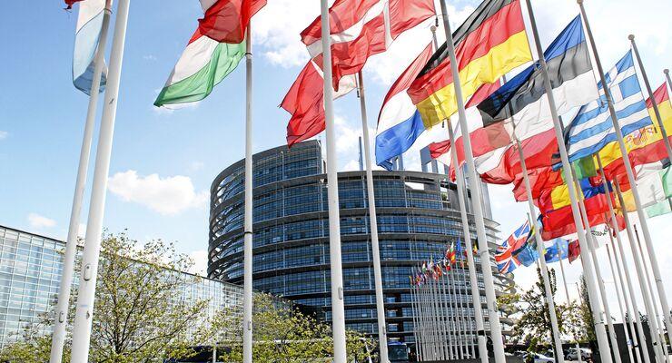 EU PArlament GEbäude BRüssel