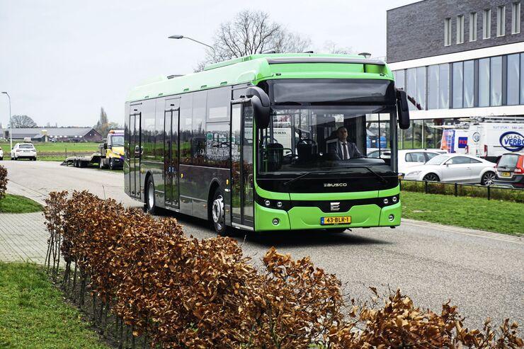 Ebusco Elektrobus DB Regio 2019