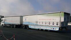 Ein um 33 Prozent verbesserte Effizienz im Güterverkehr – dieses Ziel erreichten die Akteure des EU-Projekts Aeroflex.
