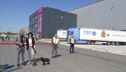 Einladung zur Eröffnung des neuen TST Logistikzentrums für Nestlé Purina PetCare am 28.05. in Worms