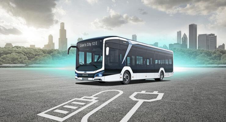 Elektrobusse VDV-Konferenz