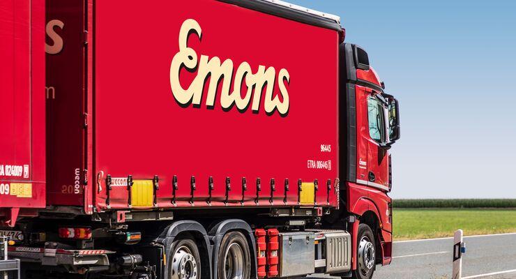 Emons, Expansion, Slowakei
