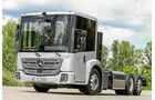 Entwicklung, LNG als Kraftstoff für Lkw, Mercedes