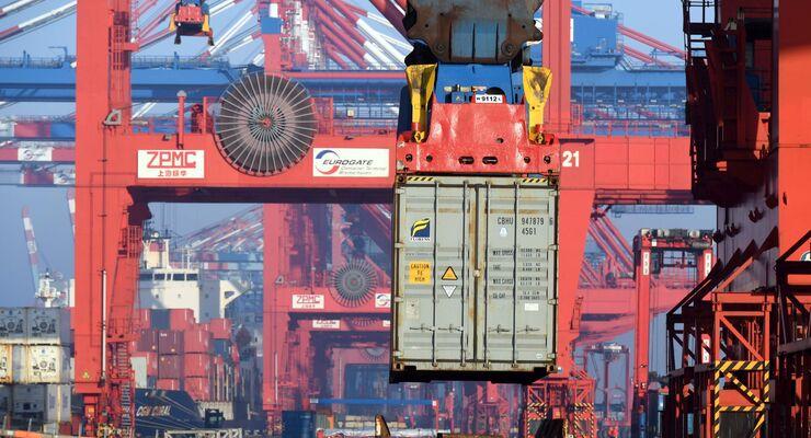 Eurogate, Containerterminal Bremerhaven