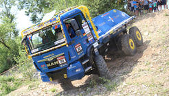 Europa Truck Trial 2017 Montalieu Samstag