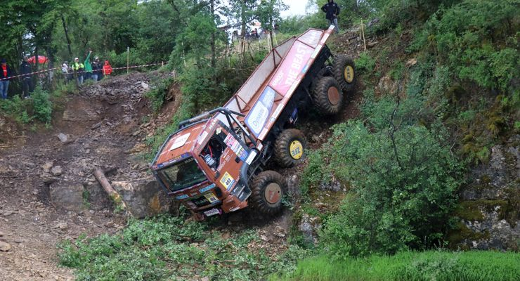 Europa Truck Trial 2019 Montalieu Sonntag