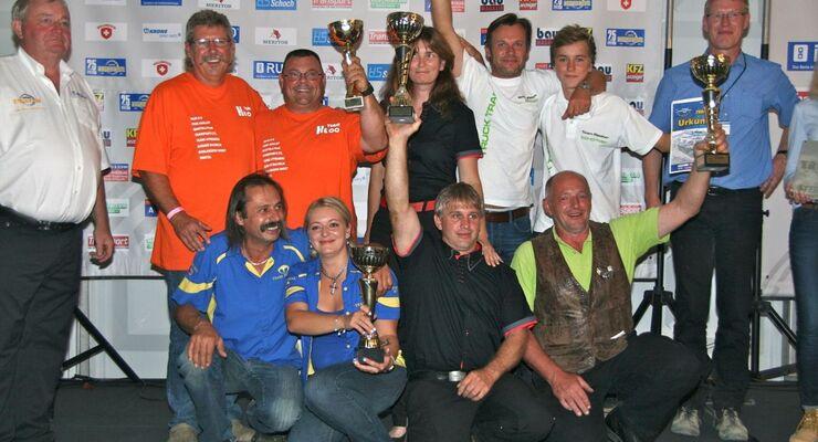 Europa Truck Trial in Nieder-Ofleiden