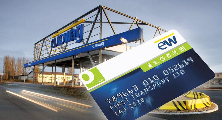 Eurowag Tankkarte