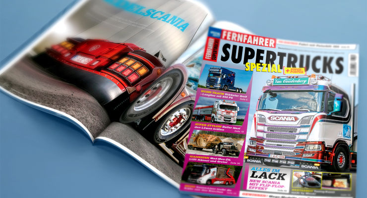 FERNFAHRER Supertruck 2017