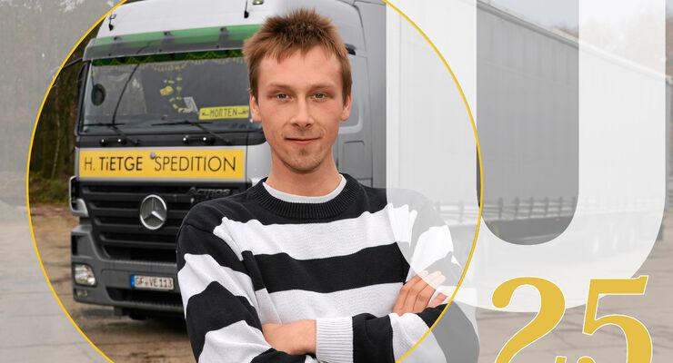 Fahrer U25 Morten Wöhl