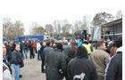 Fahrerdemo in Aschaffenburg
