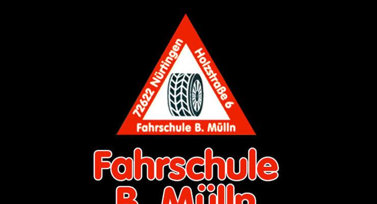 Fahrschule Mülln, Logo