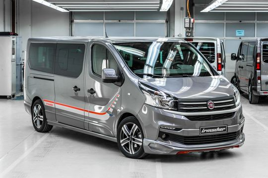 Fiat Professional Talento Sportivo Shuttle