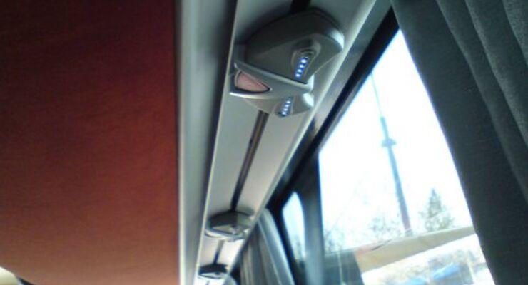 Flexibles Service-Sest für Reisebusse