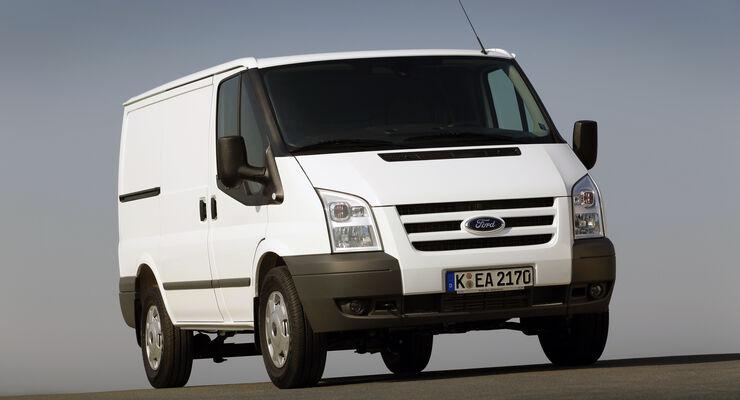 Ford: Gewerbewochen starten im März