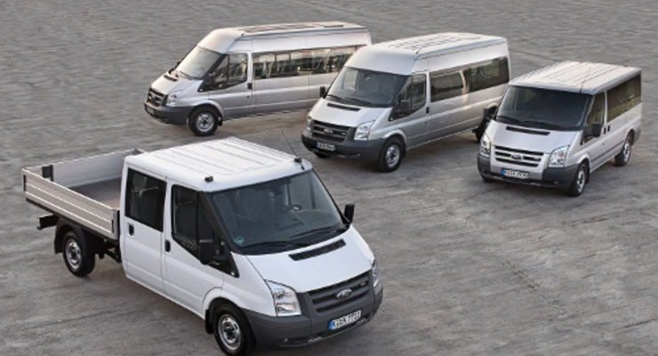 Ford: Nummer drei bei Transportern