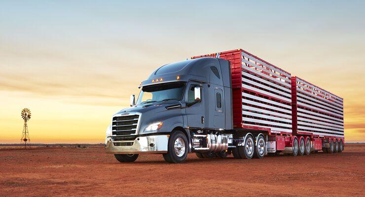 Freightliner Cascadia für Australien