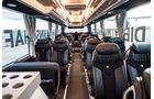 GES/ Fussball/ Neuer Mercedes-Benz Mannschaftbus für Die Mannschaft, 06.10.2017