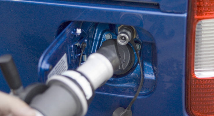 Gewerbe testet Erdgas-Caddys
