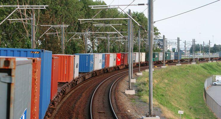 Güterverkehrsleistung in Deutschland