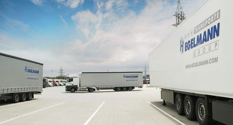 Hegelmann Group, Fahrzeuge, Wachstum, Flotte