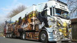 Heide Logistik, Scania S520, The Legend.