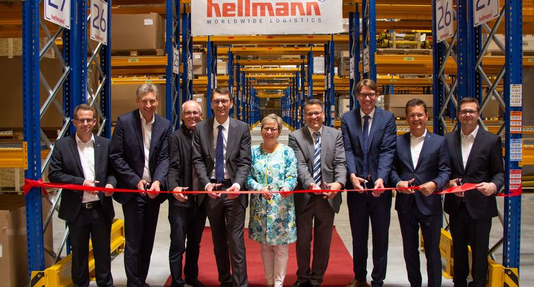 Hellmann Worldwide Logistics, Warehouse, Kerpen