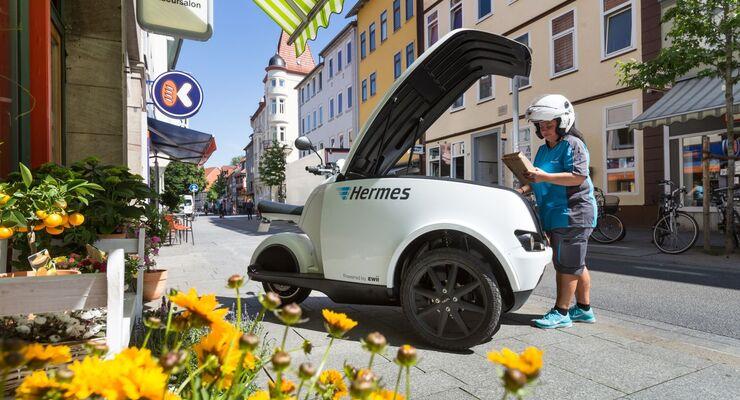 Hermes testet TRIPL