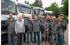 Hilfstransport nach Bosnien, Gruppenbild