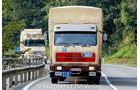 Historische Deutschlandfahrt 2012, 4. Etappe, Seefeld - Schladming