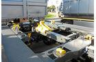 Hüffermann , Ladungssicherungssystem, Abrollerrahmen