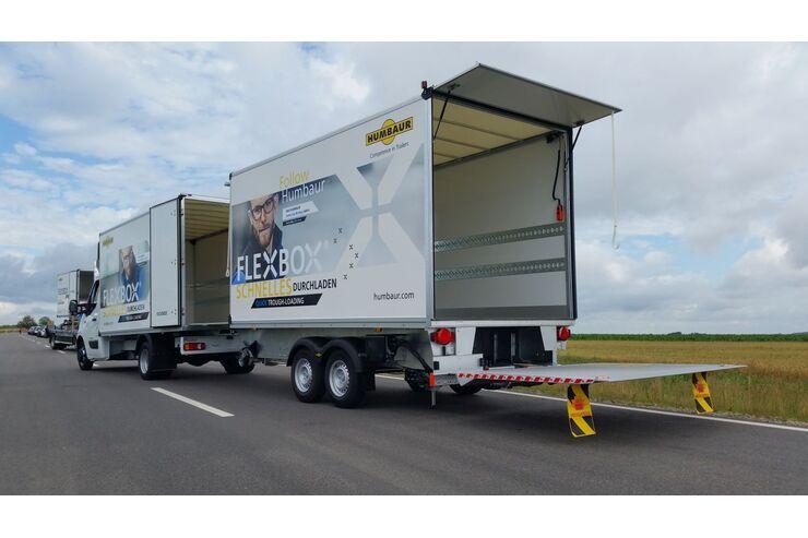Humbaur Flexbox IAA 2016