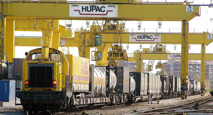 Hupac, Terminal Busto Arsizio-Gallarate