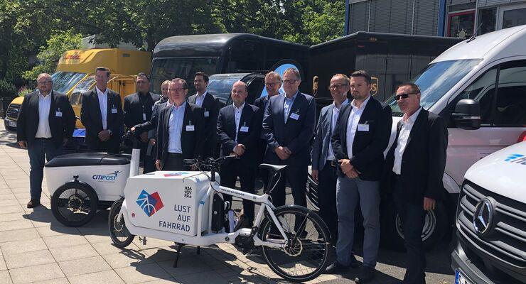 Initiative Urbane Logistik Hannover