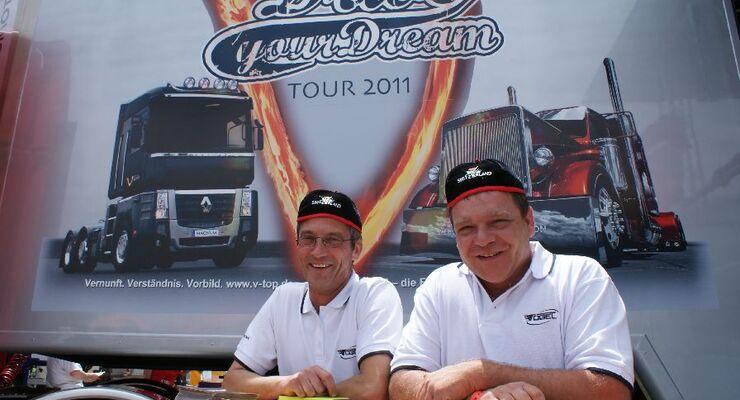 Interlaken 2011, Truckerfestival, LKW, Fernfahrer