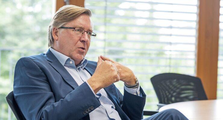 Interview Karl-Heinz Neu, Geschäftsführer Cargobull Telematics