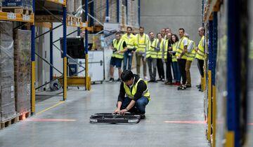 Inventur per Drohne bei Rigterink