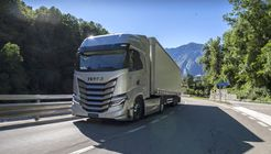 Iveco S-Way Facelift