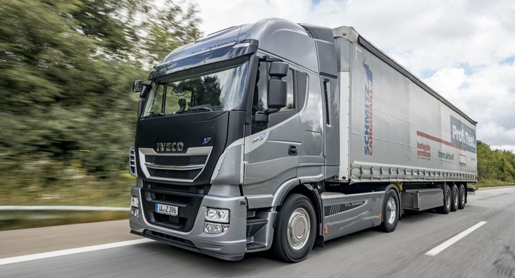 Iveco Stralis 420 XP Hi-Way evo