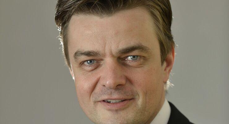 Jürgen Wilder neuer Chef von DB Schenker Rail