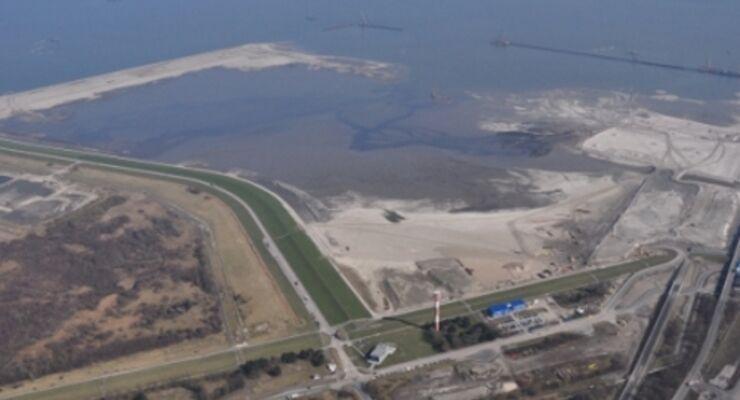 Jade-Weser-Port per Schiene erreichbar