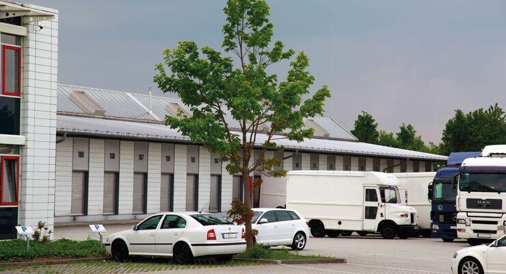 KEP-Logistikimmobilie