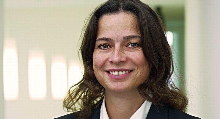Katja Windt, Präsidentin Jacobs University Bremen, 2014