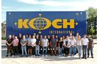 Koch International, Ausbildung 2018