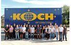 Koch International, Ausbildung 2018