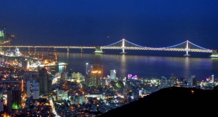 Kontakte knüpfen in Südkorea