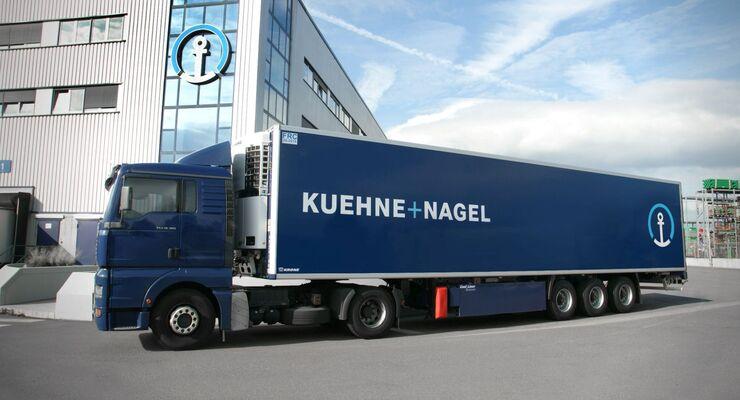 Kühne+Nagel, Trailer