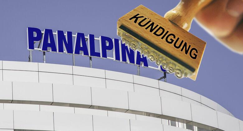 Kündigungen in der ehemaligen Panalpina-Zentrale