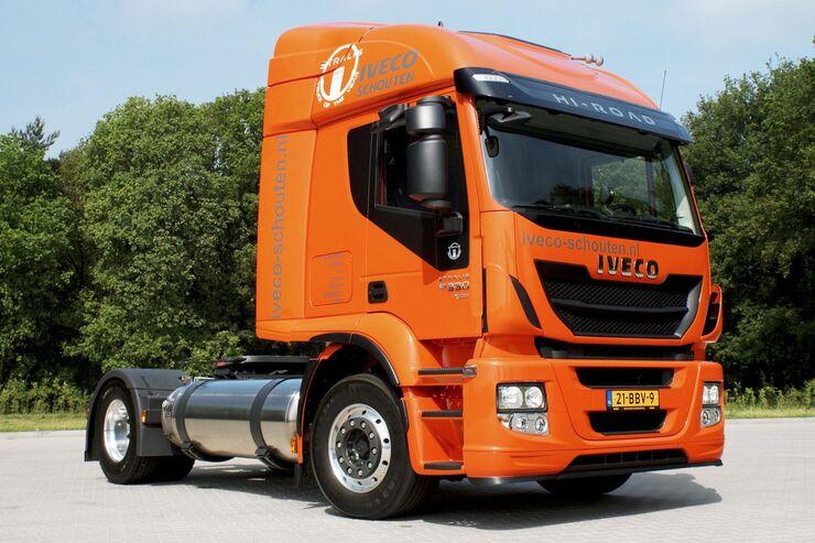 LNG-Antrieb von Iveco