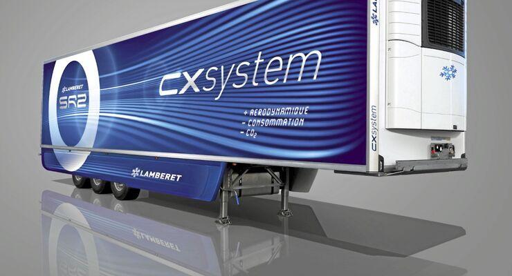 Lamberet SR2 CX-System